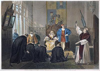 Ferdinand And Isabella Art Print by Granger