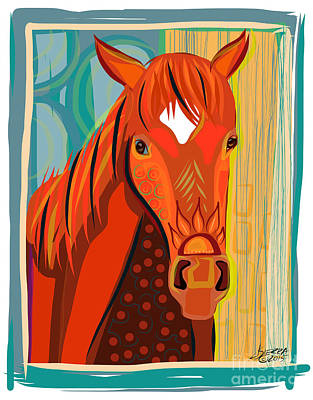 Ferdinand Art Print by Dania Sierra
