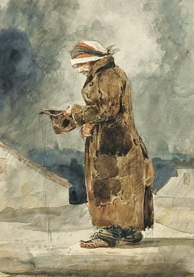 Ferdinand-victor-eugene Delacroix Charenton-saint-maurice 1798 - 1863 Art Print