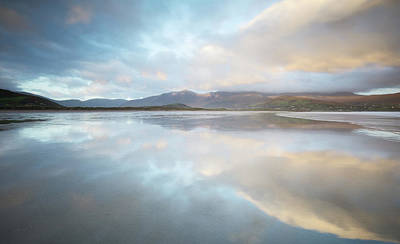 Photograph - Fermoyle Beach, County Kerry Ireland. by Peter McCabe