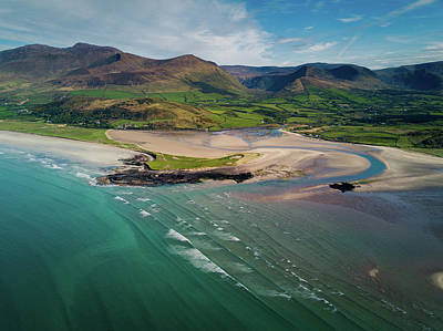 Photograph - Fermoyle Strand by Florian Walsh