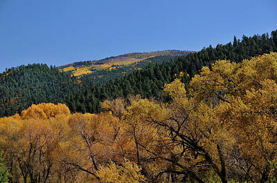 Photograph - Fernando Peak by Ron Cline