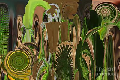 Photograph - Ferns by Rick Rauzi