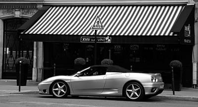 Photograph - Ferrari 2 by Andrew Fare