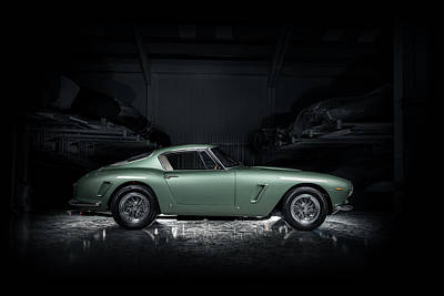 Photograph - Ferrari 250 Gt Swb by George Williams