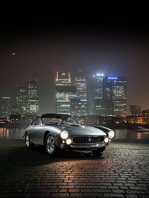 Photograph - Ferrari 250 Lusso by George Williams