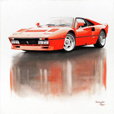 Ferrari 288 Gto, 1984 Original by Artem Oleynik