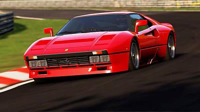 Photograph - Ferrari 288 Gto - 21 by Andrea Mazzocchetti