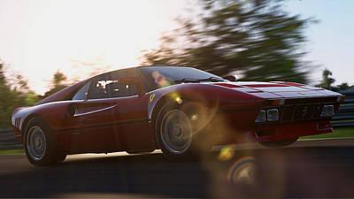 Photograph - Ferrari 288 Gto - 24  by Andrea Mazzocchetti