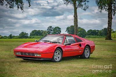 Photograph - Ferrari 328 Gts by Adrian Evans