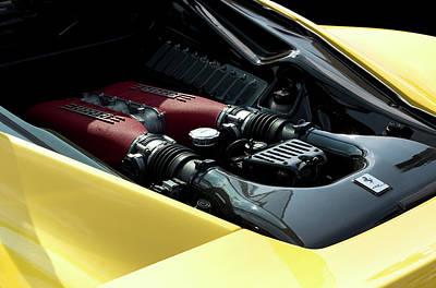 Photograph - Ferrari 458 Italia by Peter Chilelli