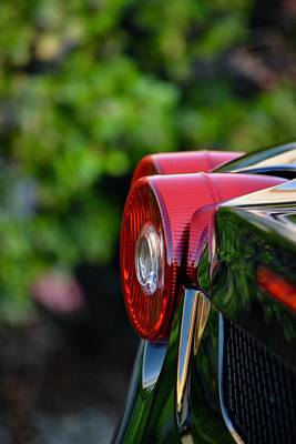 Photograph - Ferrari Detail by Dean Ferreira