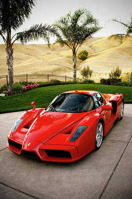 Photograph - #ferrari #enzo by ItzKirb Photography