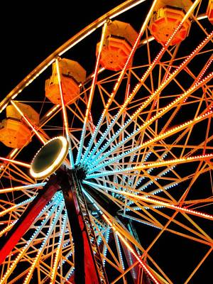Photograph - Ferris by Diana Angstadt