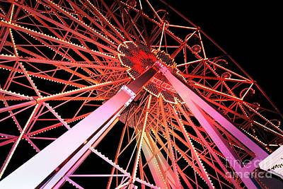 Photograph - Ferris Fair by Jenny Revitz Soper