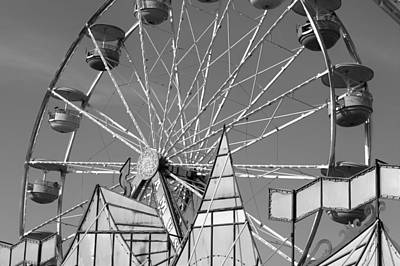Photograph - Ferris by Jewels Blake Hamrick