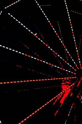 Photograph - Ferris Wheel 2 by Dana  Oliver