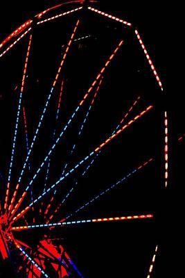 Photograph - Ferris Wheel by Dana  Oliver