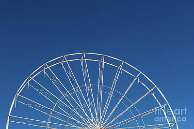 Photograph - Ferris Wheel by George Sheldon