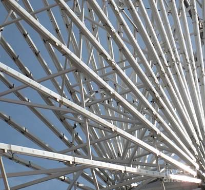 Photograph - Ferris Wheel by Karen Sydney