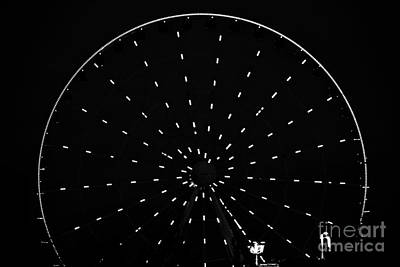 Photograph - Ferris Wheel Pigeon Forge by Merle Grenz