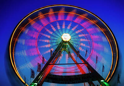 Photograph - Ferris Wheel by Scott Kemper