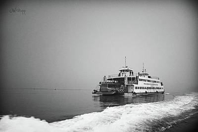 Photograph - Ferry by Joseph Westrupp