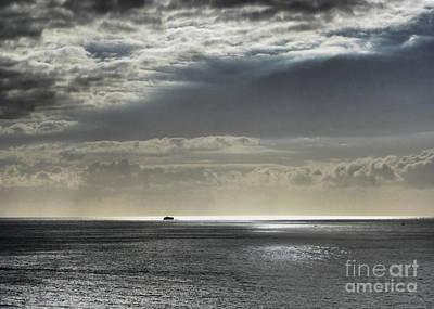 Canary Digital Art - Ferry To La Gomera by Andy  Mercer