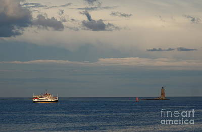 Photograph - Ferry To Star Island by Marcia Lee Jones