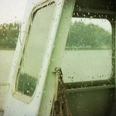 Photograph - Ferry Windows by Sally Banfill
