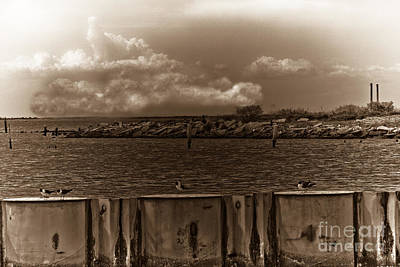 Photograph - Ferry's End by Kim Henderson