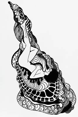 Drawing - Fertility by Kenal Louis