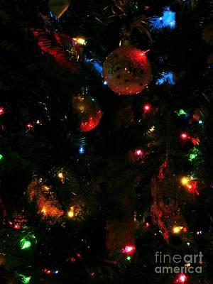 Photograph - Fesival Of Lights by Amanda Kessel