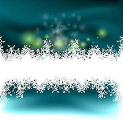 On Trend At The Pool - Festive Background 13 by Irina Effa