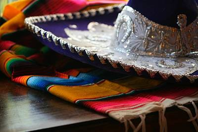 Mexican Fiesta Photograph - Festive Fancy by Phil Cappiali Jr