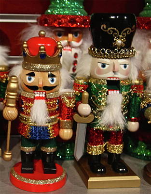 Photograph - Festive Soldiers by Denise Mazzocco