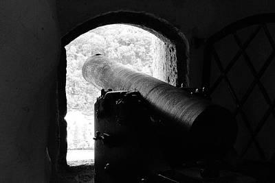 Photograph - Festung Hohensalzburg Study 11 by Robert Meyers-Lussier
