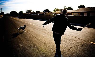 Photograph - Fetch by Scott Sawyer