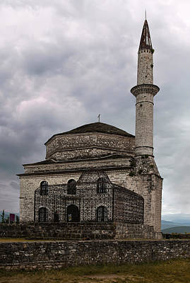 Medieval Temple Photograph -  Fethiye Camii Mosque by Jaroslaw Blaminsky