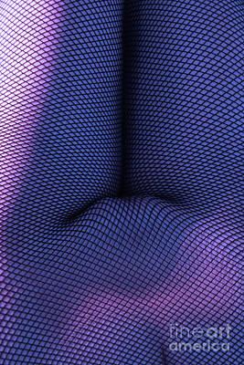 Photograph - Fetish Blue by Robert WK Clark