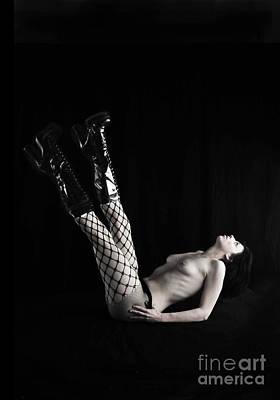 Photograph - Fetish Envy by Robert WK Clark