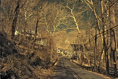 Photograph - Fetters Mill Road by Fred Moore