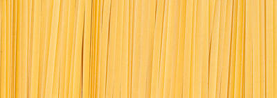 Still Life Royalty-Free and Rights-Managed Images - Fettuccine Pasta Number 2 by Steve Gadomski