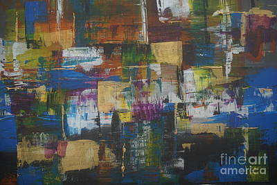 Painting - Fever by Jimmy Clark