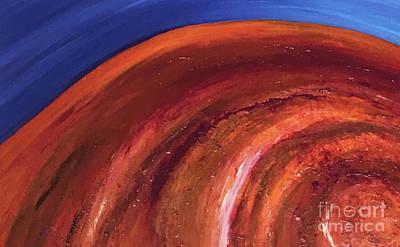 Painting - Fibonacci by Shelley Myers