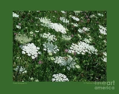 Field Bouquet-iv Art Print