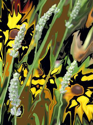 Painting - Field Flowers by Ian  MacDonald