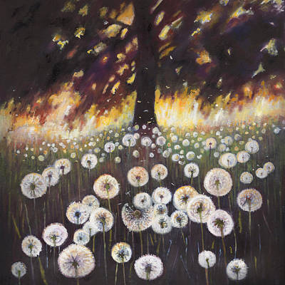 Painting - Field Of Dreams by Helen White