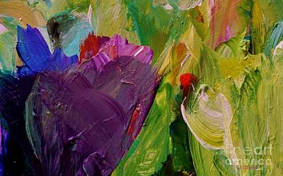 Mondrian Painting - Field Of Dreams by John Clark