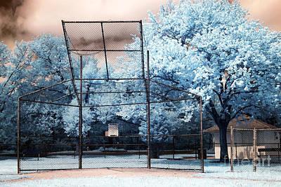 Field Of Dreams Art Print by John Rizzuto